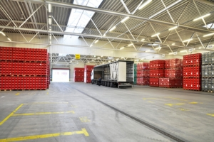 XELOG cross docking
